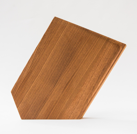 RoughCutBoard marron designed by Dottings