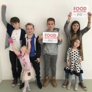 Food Revolution Vienna und Yakutl
